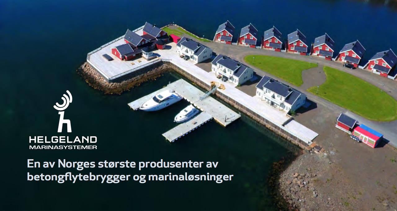 Helgeland Marinasystemer Katalog