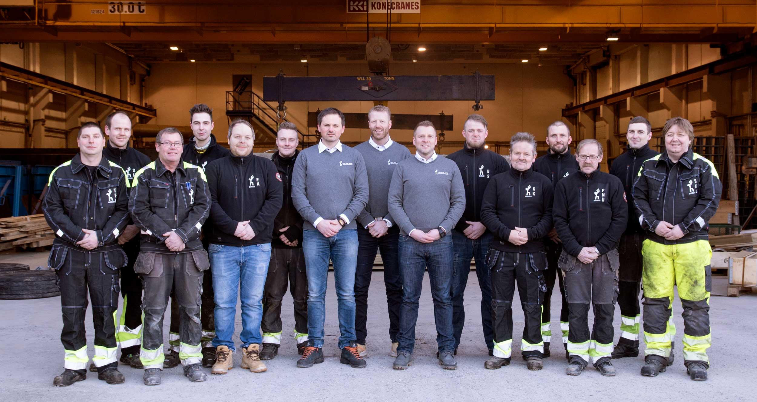 Helgeland Marinasystemer 2017