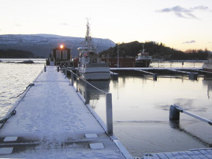 Helgelandsbrygge-anlegg i Nordsjona